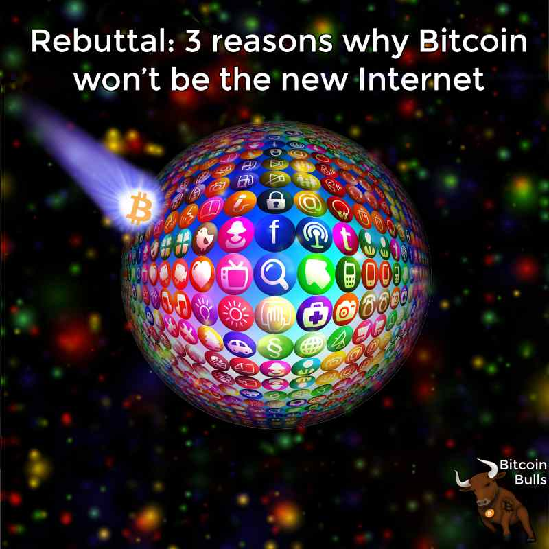 bitcoin the new Internet