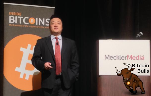 Bobby Lee explains the rise of bitcoin.