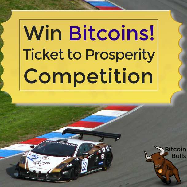 first global credit ticket to prosperity competition