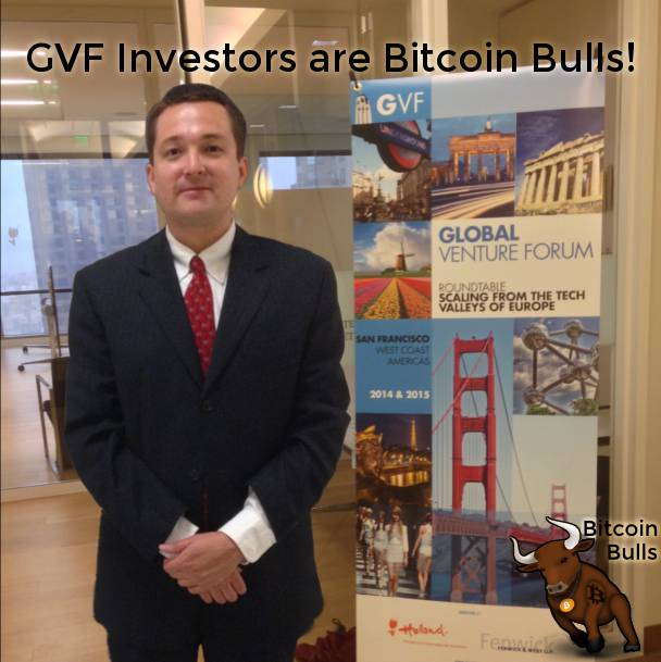 Global Venture Investors are bitcoin bulls!
