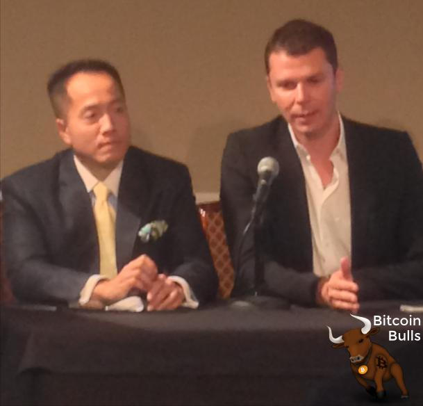 Harry Yeh and Matthew Roszak discuss bitcoin investing.